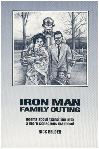 Iron Man Family Outing by Rick Belden